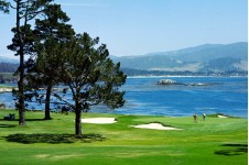 Golf Charter Yacht Stargazer - Pebble Beach Golf Course
